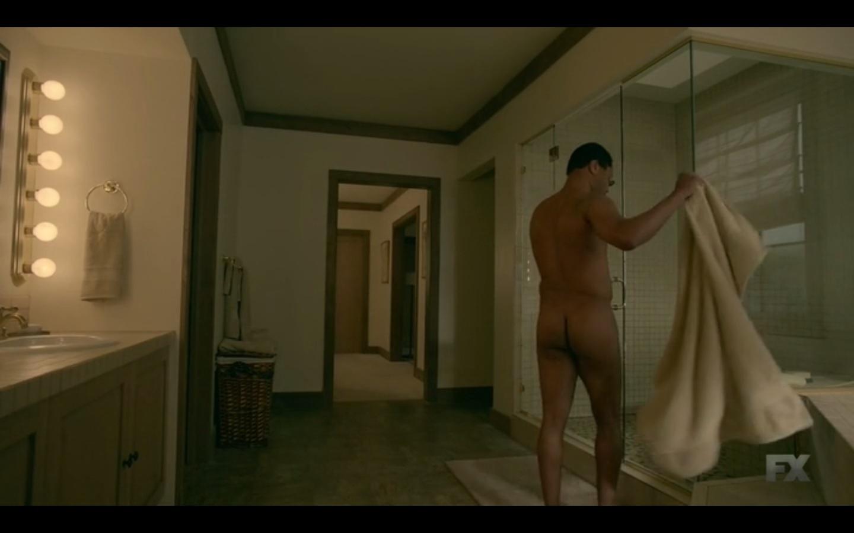 Cuba Gooding Jr Naked Scene