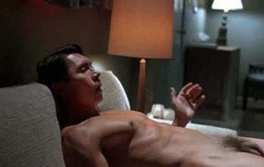 Lou Diamond Phillips Full Frontal Nude