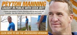 Petyon Manning Naked Scandal