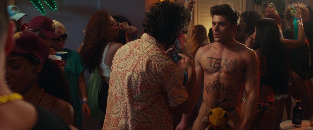 Zac Efron Nude