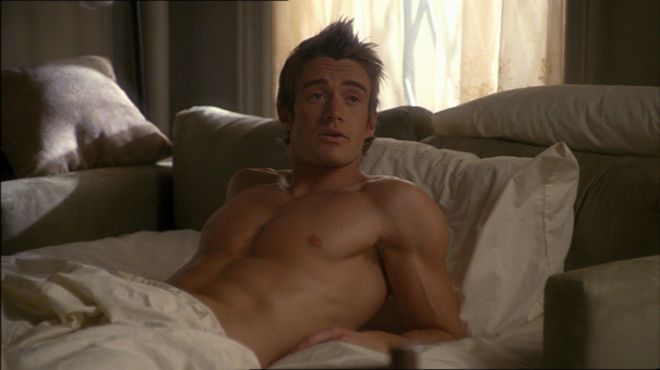 Robert Buckley Nude Lipstick Jungle