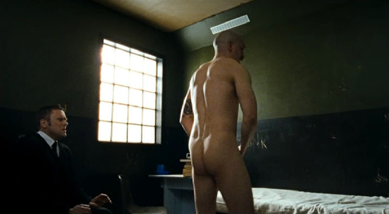 Tom Hardy Nude