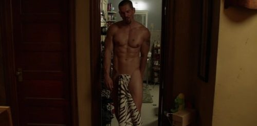 Steve Howey Nude on Shameless
