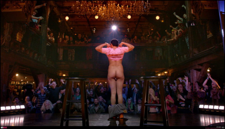 Eric Andre Naked On Stage